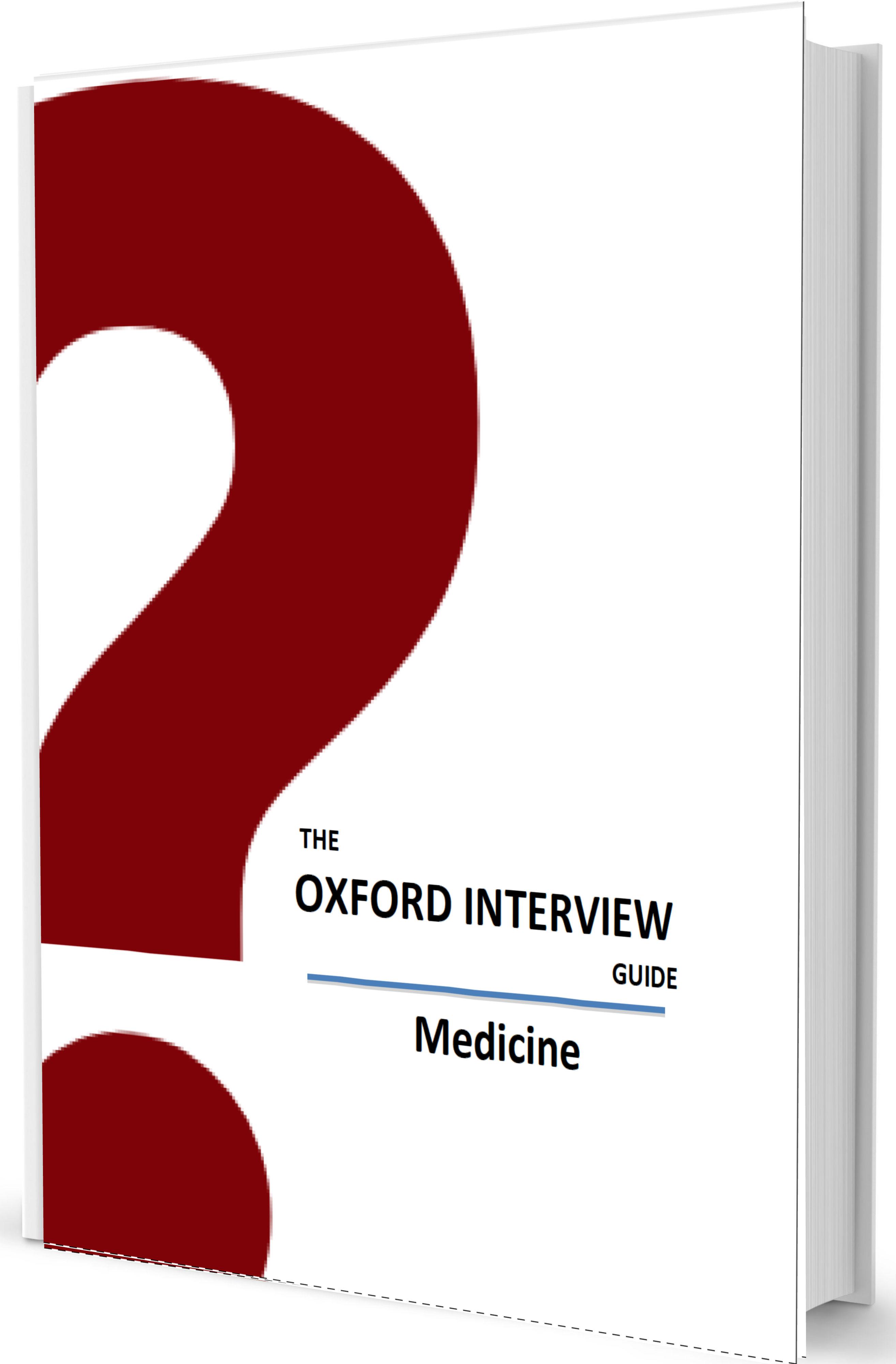 medicine oxford interview questions the oxford interview guide medicine