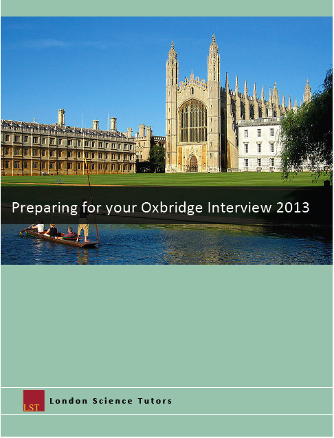 Oxbridge Guide Image